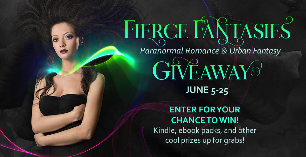 Fierce Fantasies Giveaway & Book Fair